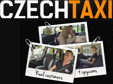 Czech Taxi website
