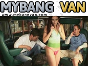 My Bang Van website