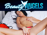 Beauty Angels website