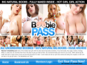Boobie Pass website