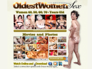 Oldest Women Sex website