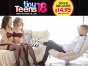 Tiny Teens 18 website
