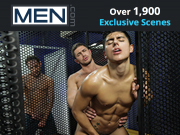 Top gay pay site with hardcore content