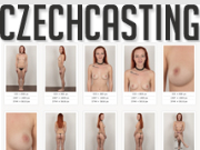 Czech Casting website